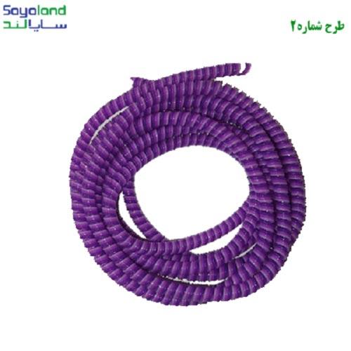 قیمت مشخصات و خرید محافظ کابل فنری از فروشگاه سایالند و پرداخت در ب منزل