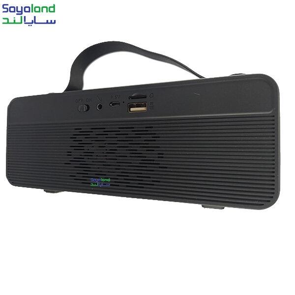 اسپیکر بلوتوثی تی اند جی مدل Speaker T&G TG521