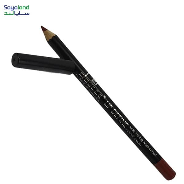 خط لب مدادی دوسه