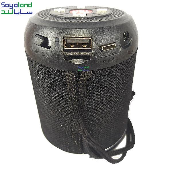 اسپیکر بلوتوثی قابل حمل تی اند جی مدل tg517